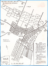 Bedford Village 1681-1685: The Original Land Allotments